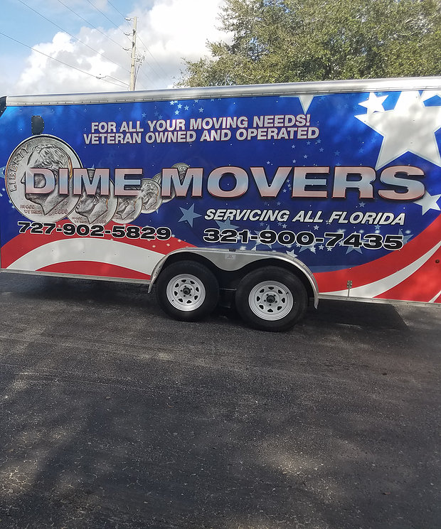 Relocation Moving Services in Dunedin, Clearwater, & Pinellas County, FL area